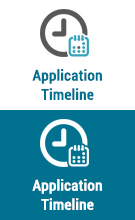 application timeline